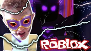 Roblox: HEROES OF ROBLOXIA GAMEPLAY | DEFEAT DARKMATTER | Mission 4 | Purple Peril