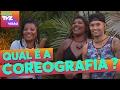 Qual é a Coreografia? | Ludmilla + Molejo + Buchecha + Mc Leozinho + Filipe Ret | Casa TVZ Verão