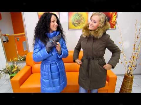 Модные пуховики и зимние куртки Clasna осень зима 2017