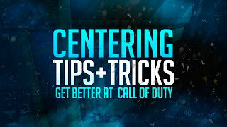 "Winning MORE Gunfights on Black Ops 3 - ""CENTERING"" (COD Bo3 Tips)"