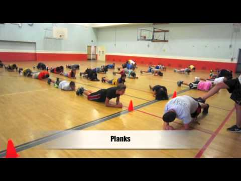 Take Action: Portola Middle School Physical Activity