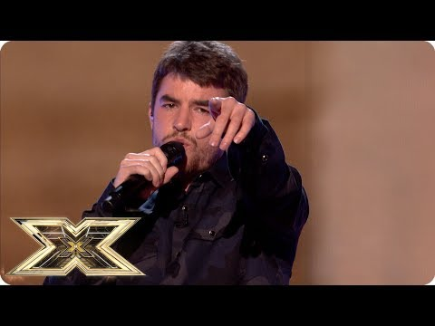 Anthony Russell sings Issues | Live Shows Week 1 | The X Factor UK 2018