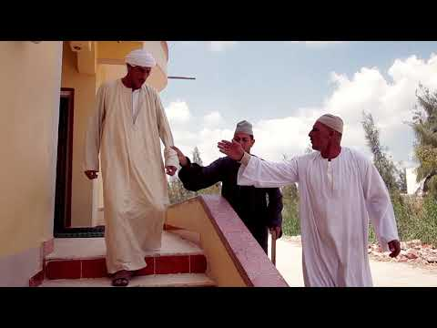 شاهد الجزء الثاني وماذا حدث مع الحاج سعد وبطة عندما قرر  الذهاب الى الحج / اضحك من قلبك 😂😂