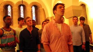 All I Want (Special Crypt Chapel Edition) (A Cappella) - The Trinity College Accidentals