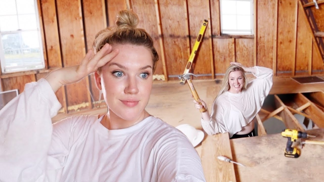 Morgan Adams Vlog: I'm Flipping My House!