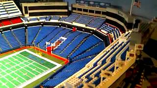 Ralph Wilson Stadium Lego - Video Bills Shout Song