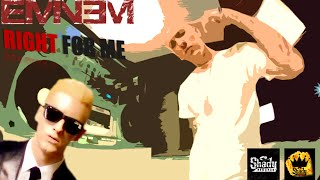 Eminem Right For Me Music Video