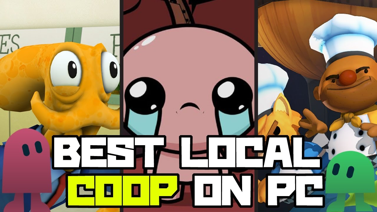 """TOP TEN """"LOCAL COOP GAMES"""" ON PC - SHARED SCREEN - YouTube"""
