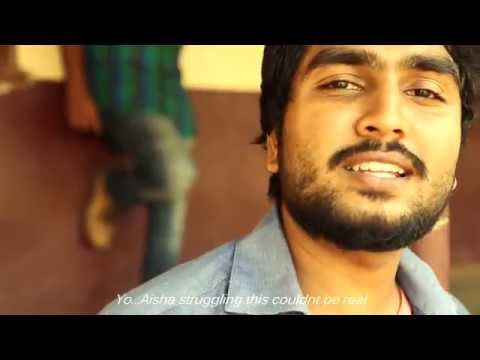 Aisha ft. Kalives | Lyrical cover of aicha_outlandish