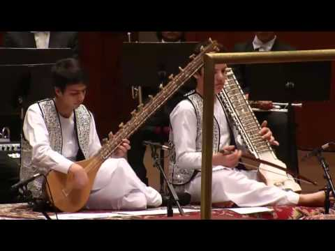 Ensembles of Afghanistan National Institute of Music