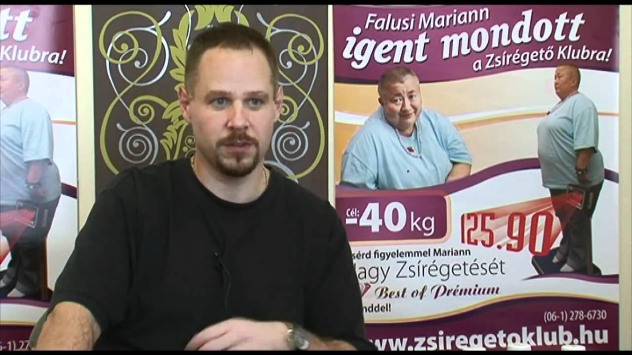 férfi zsírégető ing