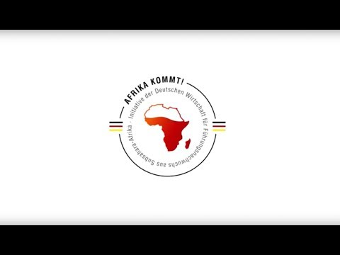 GIZ: AFRIKA KOMMT! – How German Partner Companies view the Initiative. 2017