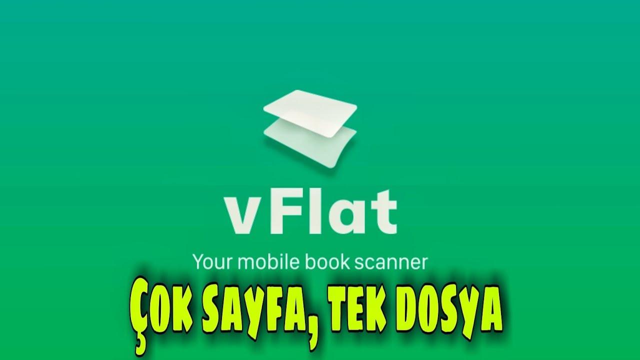 #vFlat     Çok Sayfa, Tek Dosya