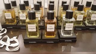 My Entire Chanel Les Exclusifs Collection! Discussion & thoughts PART 1