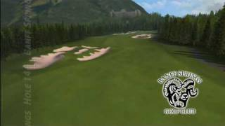 Tiger Woods 10 - Banff Springs