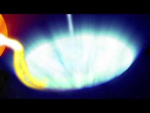 Quand le trou noir stellaire V404 Cygni se réveille