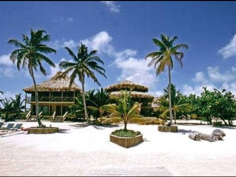 Portofino Beach Resort Belize Dive The World