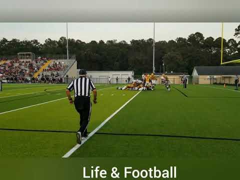 Madison County Cowboys Vs Rickards Raiders 2019 Football Game | Life And Football