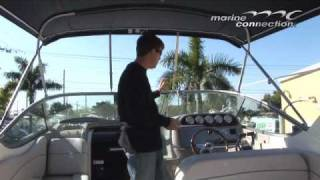 2009 Larson 290 Cabrio Cruiser by Marine Connection Boat Sales, WE EXPORT!