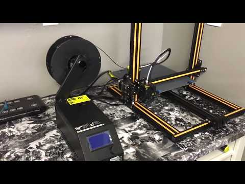 Creality CR-10, How To Unclog Your Printer Nozzle : Beginner