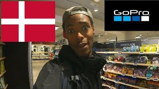 #Copenhagen a night vlog with GoPro Hero 7 Black