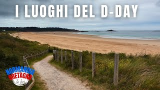 THROUGH THE  PLACES OF THE D-DAY, WWII - TRAVEL VLOG - BICYCLE TRIP EP.04/06