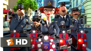 Madagascar 3 (2012) - Is There a Problem, Officer? Scene (2/10) | Movieclips