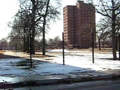 Douglass Homes  aka Brewster Projects-Detroit Continued: The Aftermath I