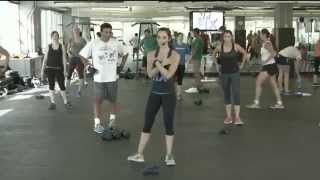 Live Workout with Autumn | October 22, 2014