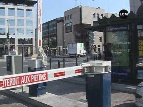 Arnaque au parking à Marseille