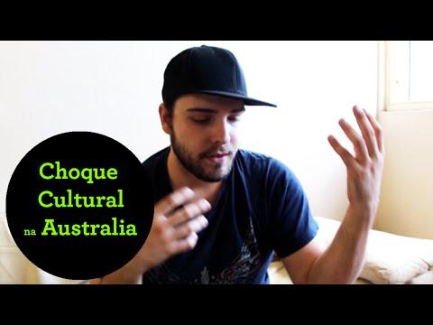 1- Vou sentir o Choque Cultural na Australia?| Deoti Na Australia