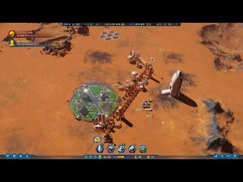 [HUN] Surviving Mars Maxed Disasters 4 (Dust Storm and Water Rationing)