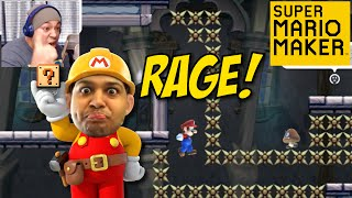 [HILARIOUS!] THESE LEVELS ARE TOO MUCH!! [SUPER MARIO MAKER]