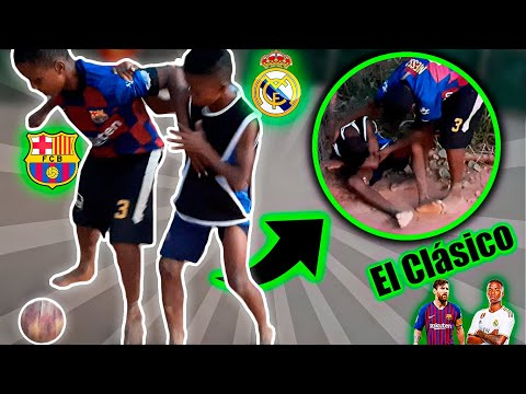 Barcelona vs Real Madrid - El Clasico espanhol (La Liga)