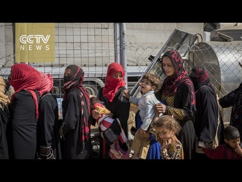 Mosul operation: UN warns over one million people in Iraq could be displaced