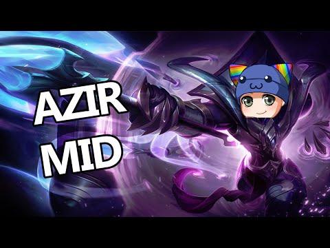 league of legends azir guide season 5