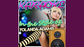 Still I Rise (In the Style of Yolanda Adams) (Karaoke Version)
