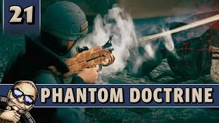 Phantom Doctrine - KGB Campaign - Part 21 - Beholder Cell
