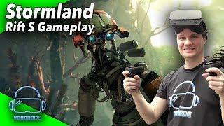 Stormland - Das beste VR Spiel überhaupt?! Oculus Rift S Gameplay