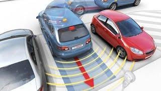 Как парковаться в ограниченном пространстве?