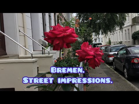 Bremen. Street impressions.