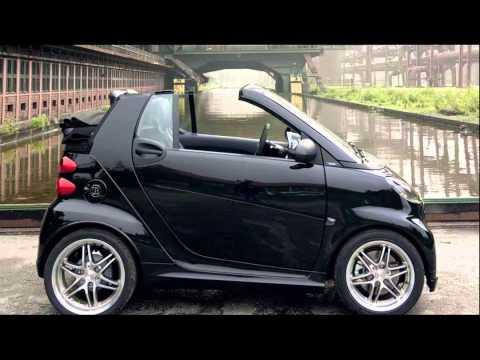 2014 smart brabus electric cabrio taylor