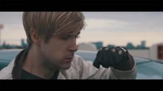 Райан Гослинг в роли водителя Uber - пародия на фильм Драйв