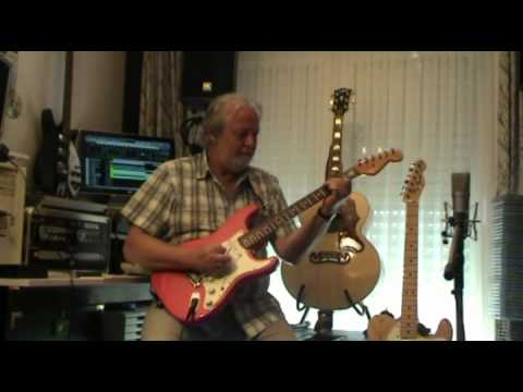 Faded Love - Willie Nelson & Ray Price (played on guitar by Eric)