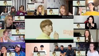 BTS (방탄소년단) 'Dynamite' Official MV (B-side) Reaction Mashup