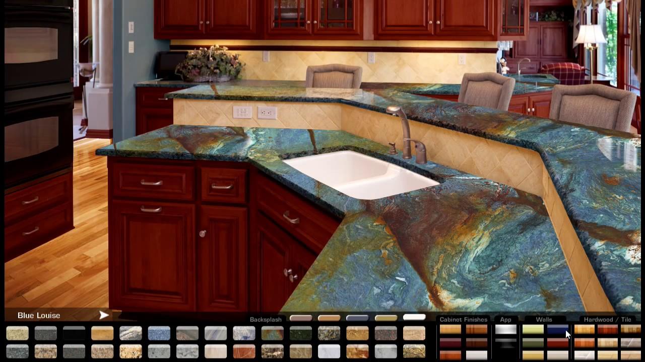 Kitchen Countertops Desktop Version