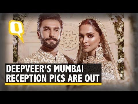 Wait is Over: DeepVeer's Mumbai Reception Visuals Are Out | The Quint