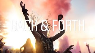 MK & Jonas Blue - Back & Forth (Lyrics) ft.Becky Hill