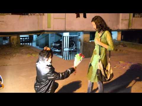 Pariksati -a short movie on acid attack case.