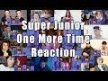 "SUPER JUNIOR (슈퍼주니어) X REIK 'One More Time (Otra Vez)' ""Reaction Mashup"